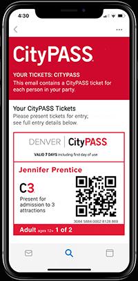 Denver Ticket