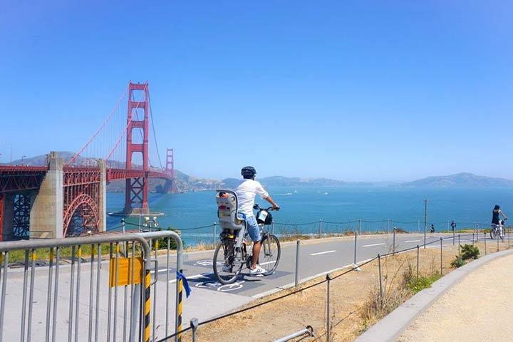 Bay City Bike & Parkwide Bike Rentals
