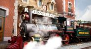 Disneyland Railroad – Grand Circle Tour